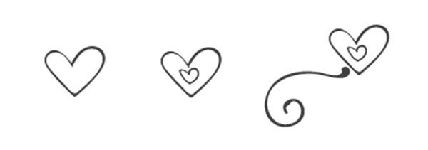 Draw some simply elegant shapes