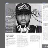 Magazine Layout in Adobe InDesign Tutorial