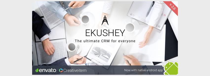 Ekushey Project Manager CRM