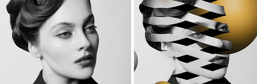 Escher Ribbon Photoshop FX by Gianluca Giacoppo